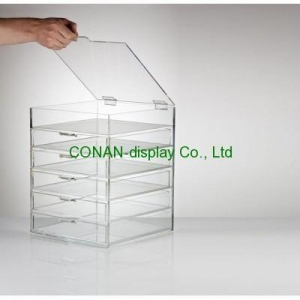 China Acrylic drawers unit on sale