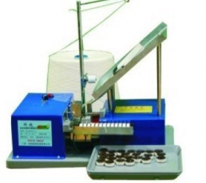 China Direct supply of automatic sewing thread winding machine automatic precision fabric winding machine on sale