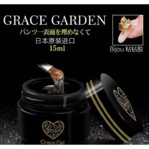 China Sticky Gel for Metal Nail Art Decoration on sale