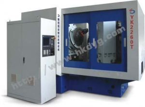 China Bevel Gear Milling machine YK2260T Milling Machine (CNC Spiral Bevel Gear Milling Machine) on sale