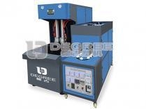 China Semi-Automatic PET Blow Molding Machine-2cavity-3L on sale