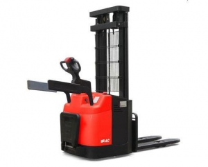 China electric high lift truck on sale