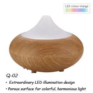 China aromatherapy ultrasonic diffuser, air freshener diffuser relaxing feeling on sale
