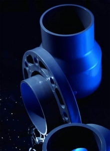 China Building drainage PVC-U PVC-M Pipe Fitting on sale