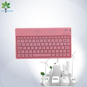 China The silicone bracelet silicone keyboard, soft rubber keyboard processing on sale