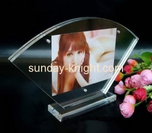 China Acrylic open hot girl photo sexy women japan nude girl picture women sex sexy photo frame APK-028 on sale