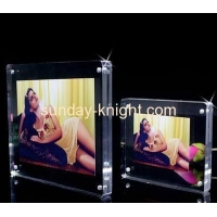 Acrylic open hot sexy girl imikimi photo or photo picture frame AFK-026