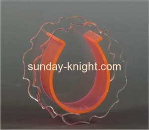 China Round perspex small fish bowl FTK-006 on sale