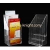 China Acrylic brochure display holders BHK-013 for sale