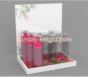 China Wholesale acrylic mac cosmetics display cosmetic display counter counter top display MDK-039 on sale