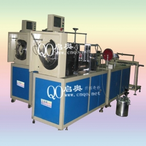 China Automatic cylinder forming machine on sale
