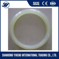 China Concrete pump pipe rubber gasket on sale