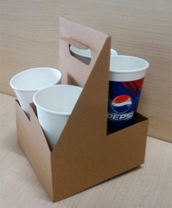 China Paper Cup Drink Cup Holder on sale