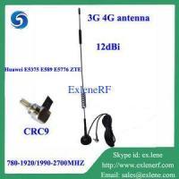 (EX501 CRC9) Huawei E5375 E589 E5776 ZTE 3G 4G antenna 12dbi high gain LTE CRC9 connector