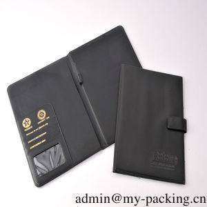 China pvc file binder card holder on sale