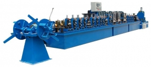 China SS Pipe Making Machine Stainless Steel Industrial Pipe Making Machine on sale