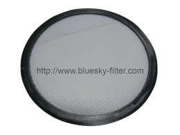 China Vacuum cleaner filters Motor Filter for Dirt Devil Vacuum Cleaner on sale