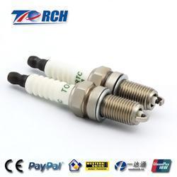 China Automobile spare parts Motorcycle spark plug for Yamaha/Honda on sale