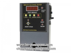 China AT319 Commercial Breathalyzer on sale