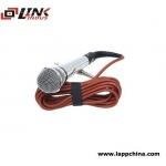 Audio/Vedio cable microphone cable red jacket