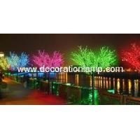 Outdoor Artificial Christmas Tree LED Cherry Blossom Tree Light