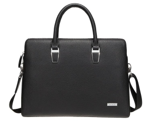 China 2016 Fashion Leather Laptop Briefcase Handbag 197271 on sale