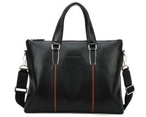 China Wholesale Men Leather Briefcase Handbag 197241 on sale