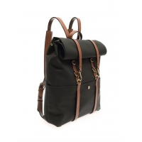 China factory vintage outdoor military canvas backpack bag