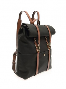 China China factory vintage outdoor military canvas backpack bag on sale