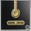 China Gloss Gold Edition Beats Studio Wireless Headphones and Beats Pill 2.0 Speakers on sale