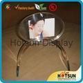 China creative round side tabletop photo frame polygon photo frame on sale