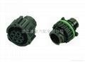 China AMP/Sumitomo 7 Holes MALE & FEMALE Waterproof CONNECTOR,EOM No.:929983-1 on sale