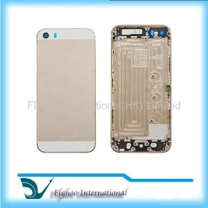 China For iPhone 5S Gold Back Cover Housing Frame Replacement Part on sale