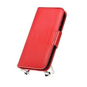 China Wholesale book leather cover for iphone 6 on sale