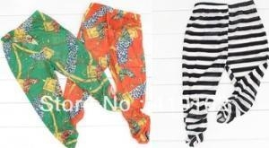China Free shipping 2014 summer Children's Leggings... on sale