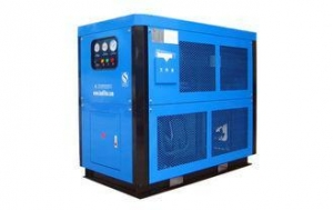 China Excellent Air - cooling refrigerated compressed air dryer / compressor air dryer on sale