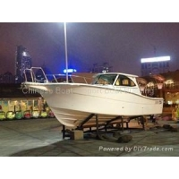 HY38 Professional Fishing Boat
