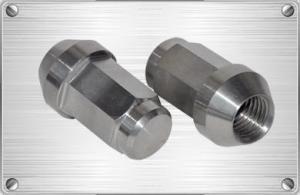 China Racing car Titanium Lug Nut on sale