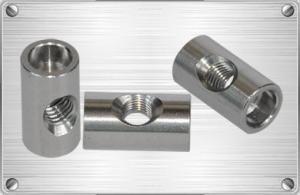 China Titanium seatpost barrel nut on sale