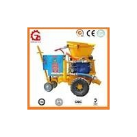 China GZ-5 use for hydropower projects with electric motor dry shotcrete machine on sale