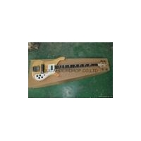 China rickenbacker RG 4003 model classic natural electric bass guitar on sale