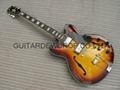 China gibson les paul custom L-5 vintage electric guitar on sale