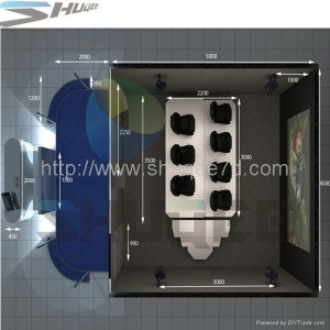 China 2013 model 5D cinema equipment on sale