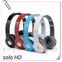 Monster Beats Solo HD On-Ear Headphone AAA+ quality