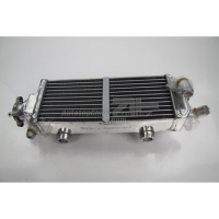 Motorcycle Aluminium Cooling Cooler Radiator For KTM 125/150/250 SX 2009-2011 2-Stroke