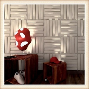 China 3D wall decorative panels, wallpaper tiles covering on sale