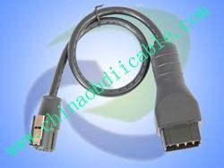 China OBD2 16PIN Cable for Renault Can Clip Diagnostic interface cable on sale