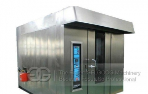 China Cookie Machinery Large commercial cookies oven on sale