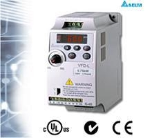 China Motors and Drives Variable Frequency Drive  VFD-L on sale