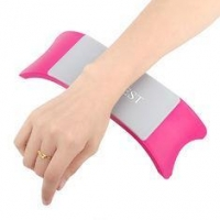 Manicure Arm Rest Nail Art Accessories ABS Pillow Keyboard Silica Gel